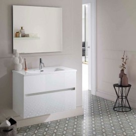 Mueble de Baño Glass Line Sanchis